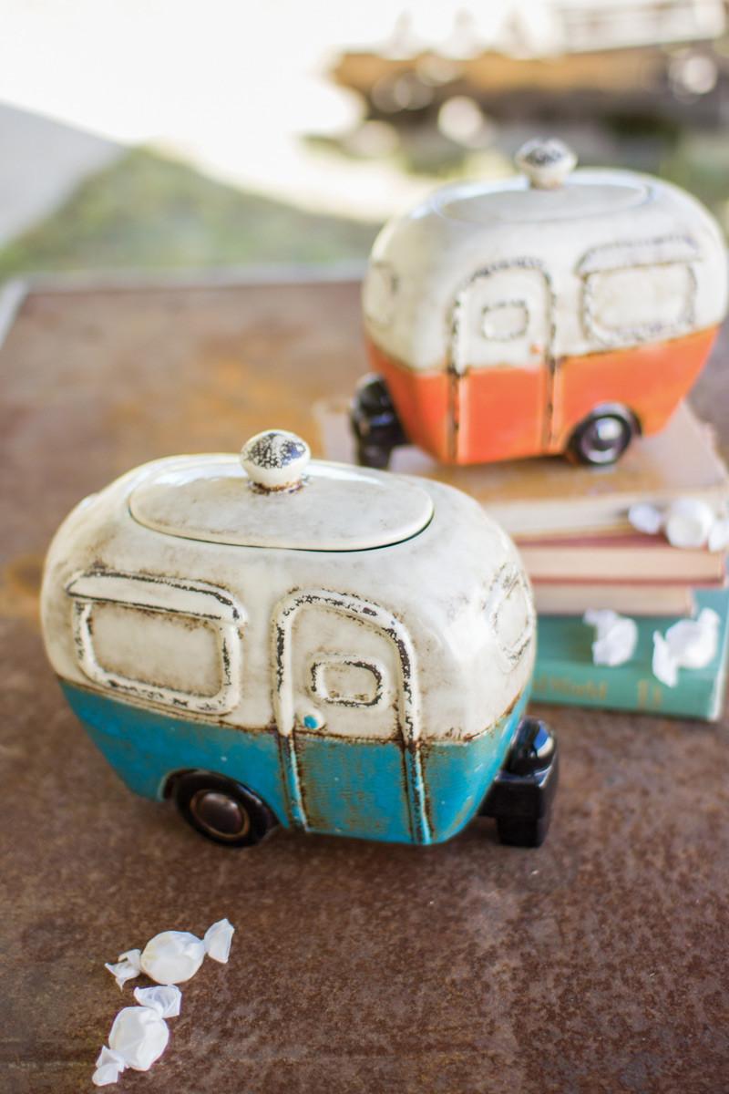 ceramic camper canisters