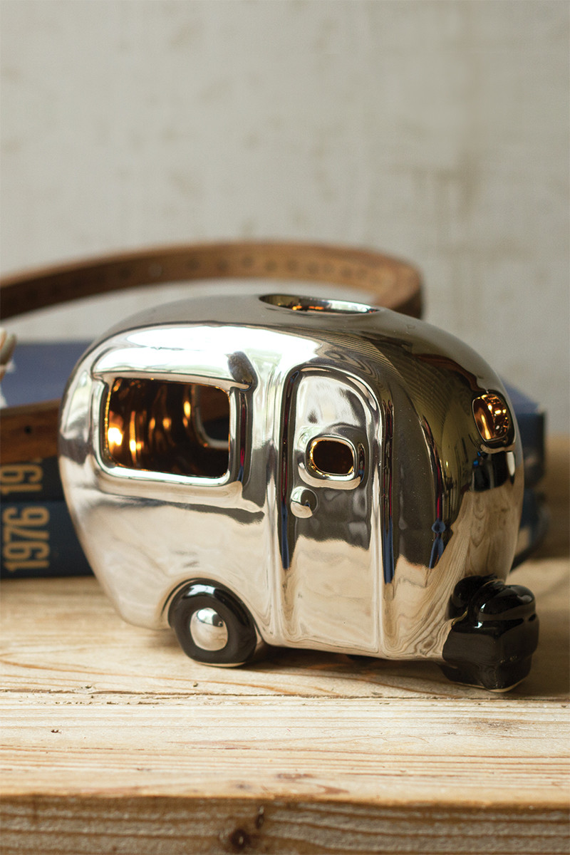 Room dcor at west end furniture lighting wall home dcor silver ceramic camper lamp amipublicfo Images