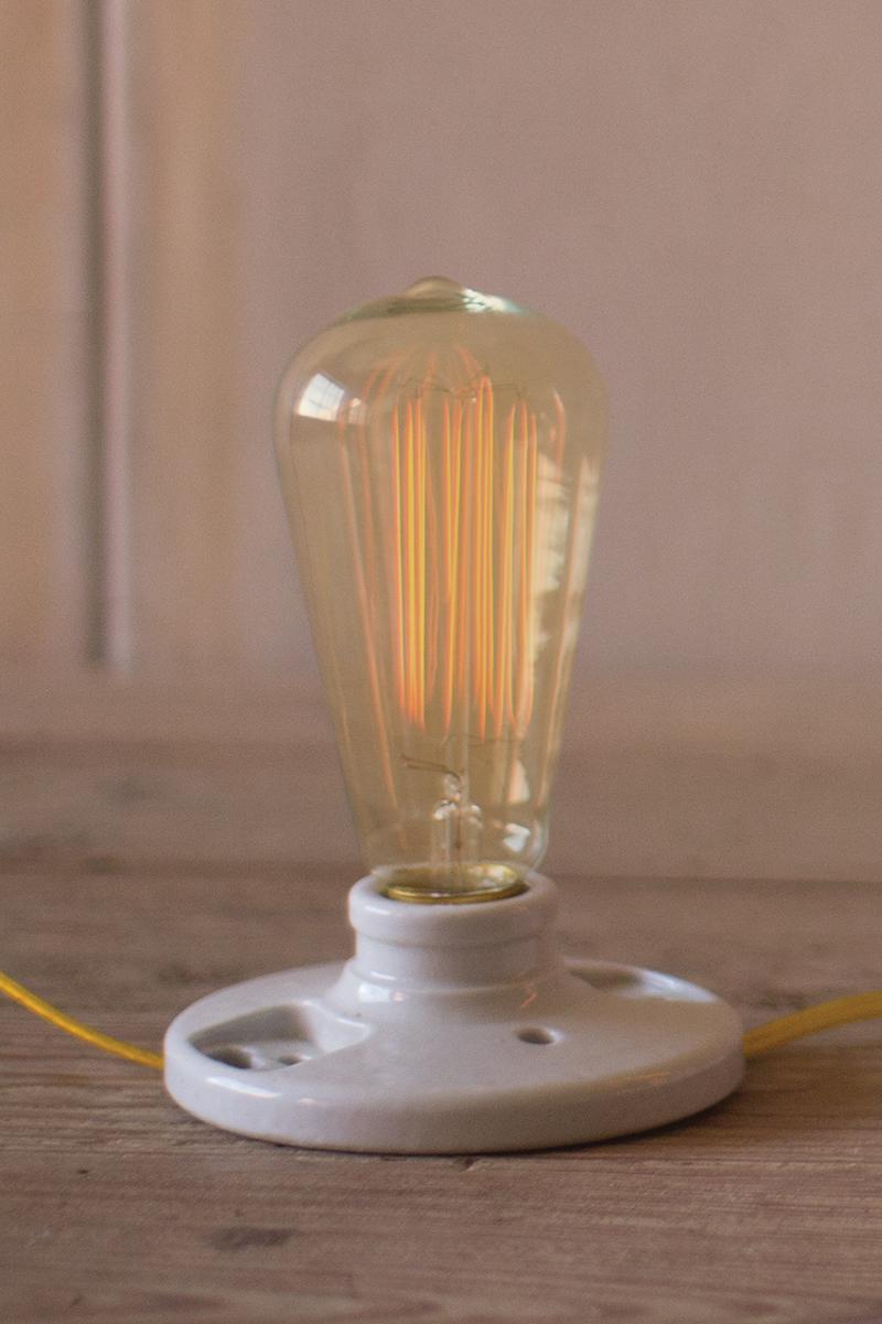 edison style lightbulb   vintage lightbulb 40w