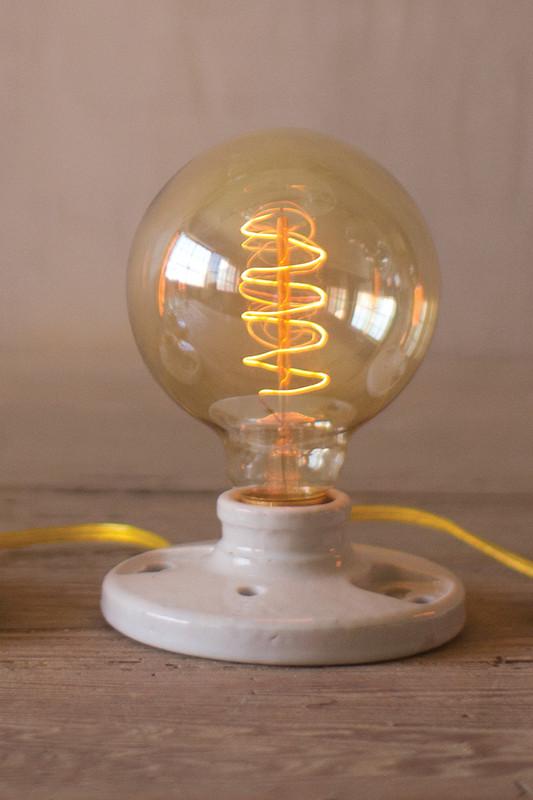 globe edison bulb