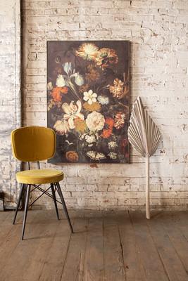 Multi-Colored Floral Print