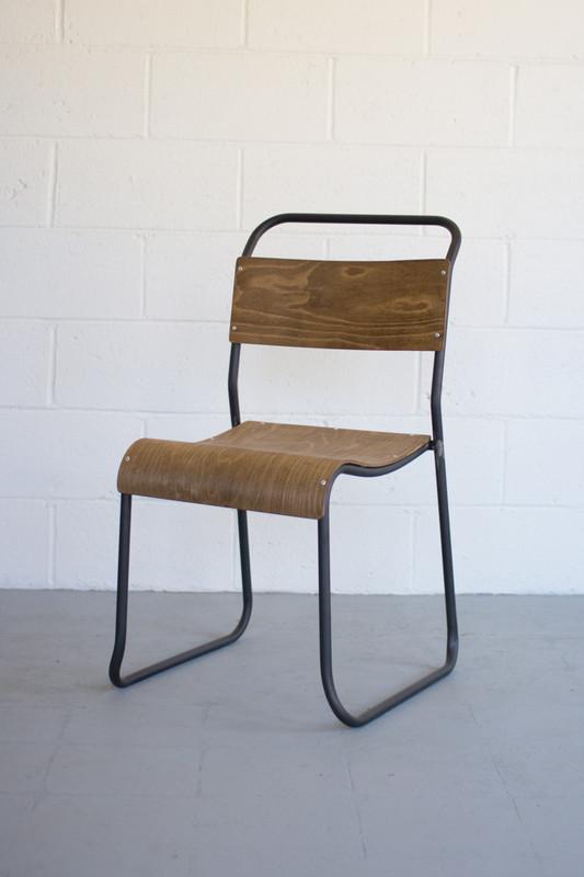 schoolhouse chair
