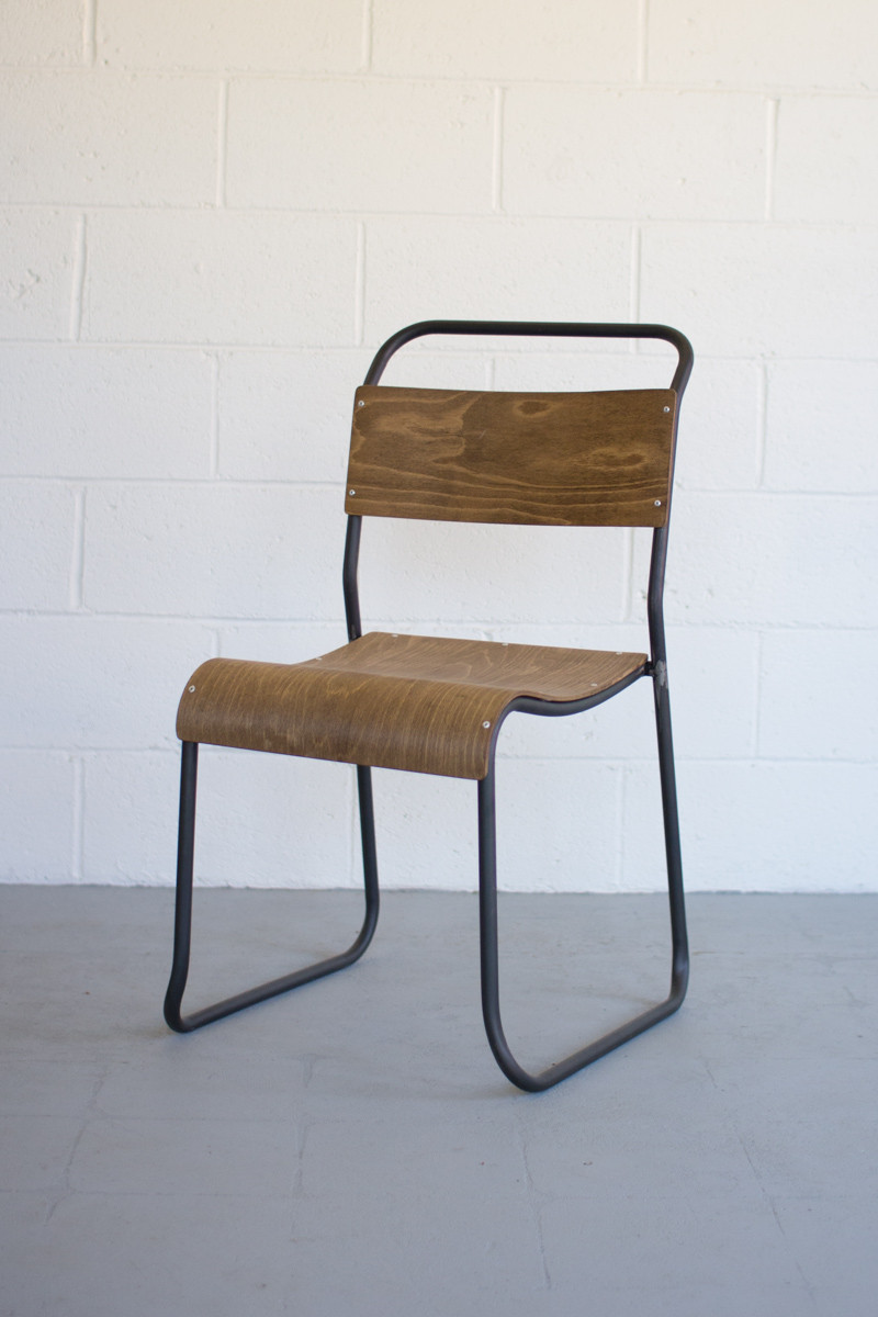 Schoolhouse chairSCHOOLHOUSE SEATING WITH MOLDED PLYWOOD SEAT. Schoolhouse Dining Chairs. Home Design Ideas