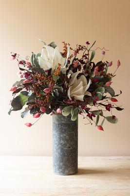 Faux Floral Arrangement | The Cunningham Bouquet | Botanica Bouquet