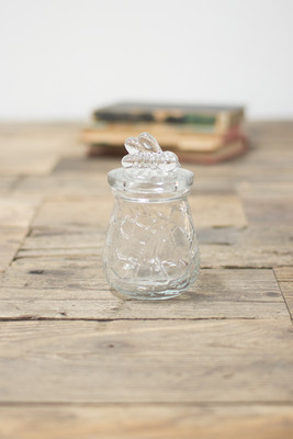 honey bee jar