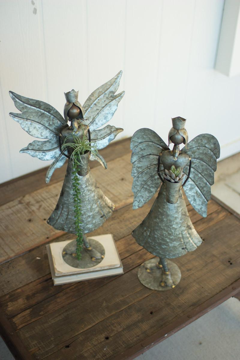 GALVANIZED ANGELS