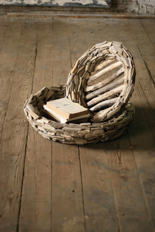 driftwood bowls - set