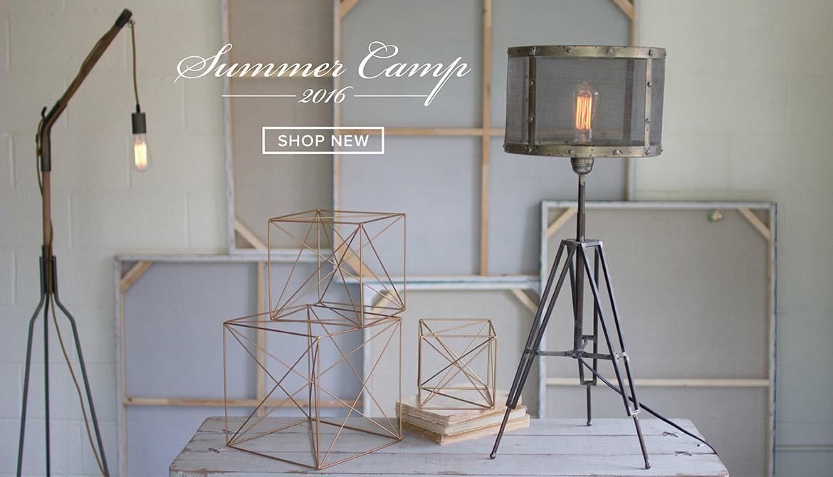 Summer Camp 2016 CATALOG - over 50 new items