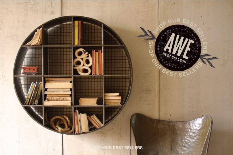 Shop AWE's best sellers. From furniture to cast iron and quirky to classic, At West End's best sellers are a must chop category.